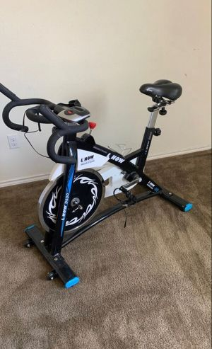 Stationary exercise bicycle, spin bike for Sale in Los Angeles, CA