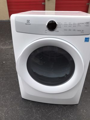 Electrolux dryer good condition everything works for Sale in Lantana, FL