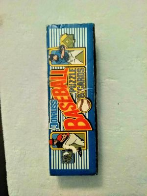 Don Russ baseball and puzzle cards for Sale in City of Industry, CA