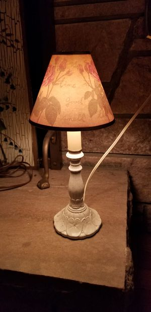 Vintage lamp with 2 shades for Sale in Saugus, MA