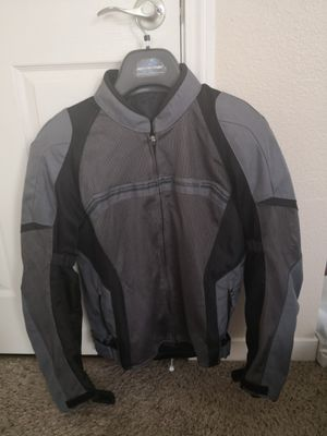"""Motorcycle jacket """"Fieldsheer"""". Size L for Sale in Mountain View, CA"""