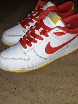 NYX Dunk Low Ronald Mcdonald for Sale in Littleton,  CO