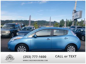 2014 Nissan LEAF for Sale in Auburn, WA