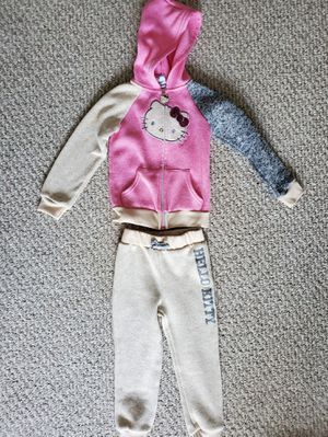 Hello Kitty Outfit 4t for Sale in Tampa, FL