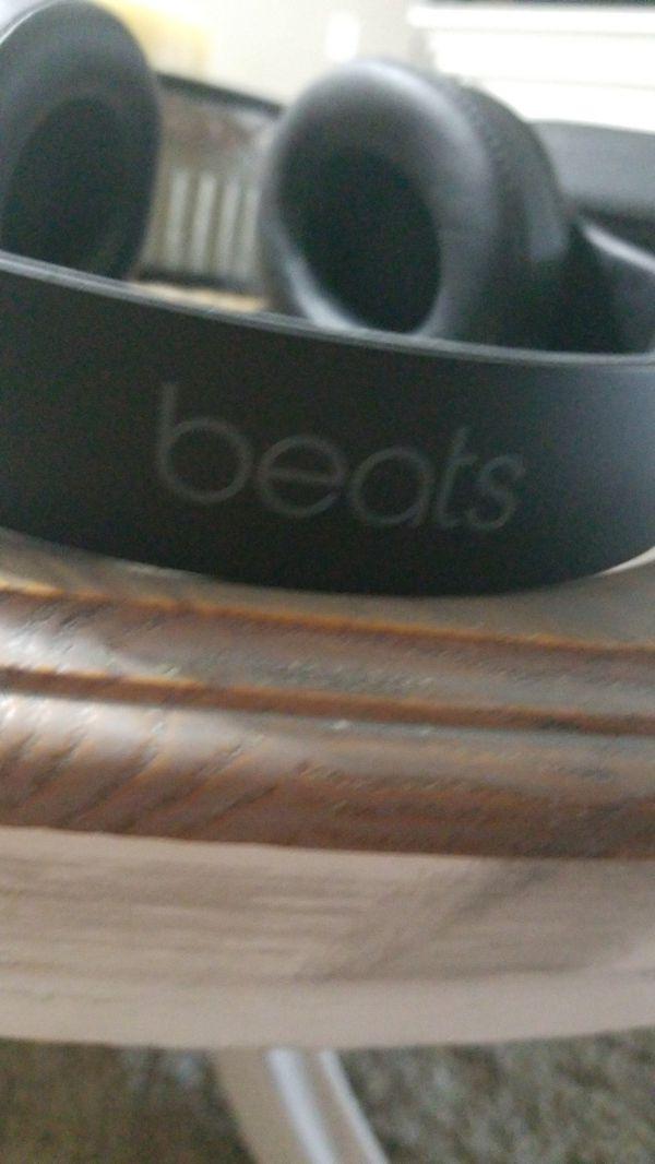 Beats studio wireless matte black