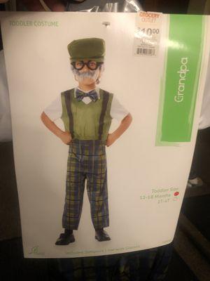 Grandpa costume 12-18 months for Sale in Stockton, CA
