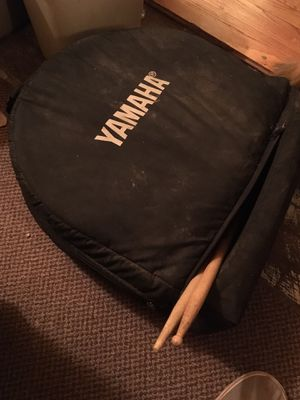 Yamaha snare drum for Sale in Vandalia, MO