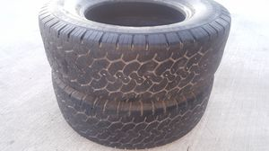 2 BF GOODRICH TIRES (265/70/17) for Sale in US