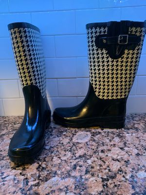 Woman's rain boots make an offer for Sale in Fort Lauderdale, FL