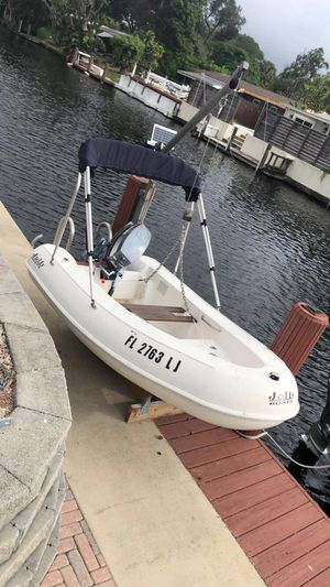 "Full rigid 8'6"" boat for Sale in Fort Lauderdale, FL"