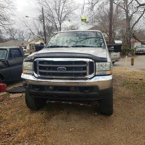 F250 7.3 Turbo Diesel for Sale in Henderson, TX