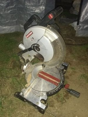 10 inch compound miter saw for Sale in Olympia, WA