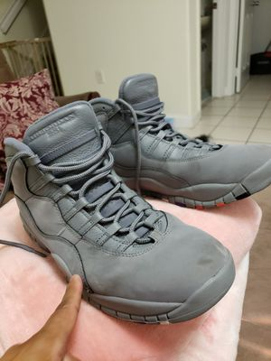 Air jordan boots..size 12 for Sale in Homestead, FL
