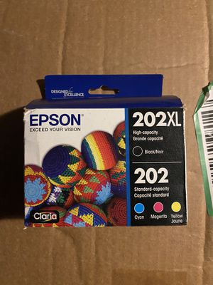 Epson 202XL & 202 Combo Ink Pack for Sale in Lancaster, PA