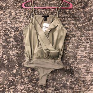Forever 21 Sage Bodysuit for Sale in Chandler, AZ