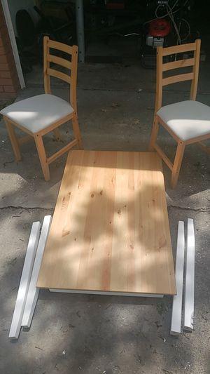 IKEA breakfast table set for Sale in Orlando, FL
