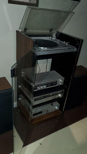 JVC, PIONEER AND TECHNICS for Sale in Florissant, MO
