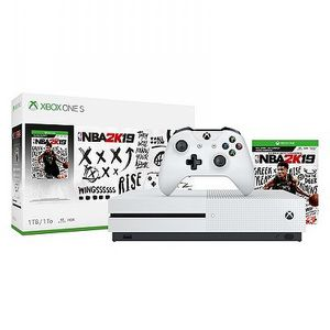Microsoft Xbox One S 1TB Console with NBA 2K19 for Sale in Gaithersburg, MD