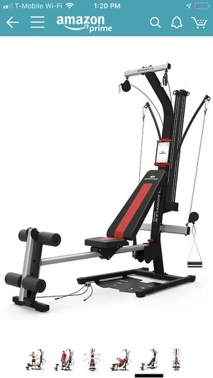 Bowflex Pr1000 Home Gym OBO for Sale in Arlington, TX