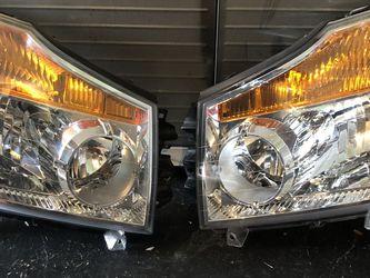 04-15 Nissan Titan Headlights for Sale in Hendersonville,  TN