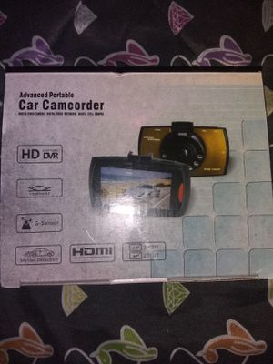 Motion detector car camcorder for Sale in Knoxville, TN