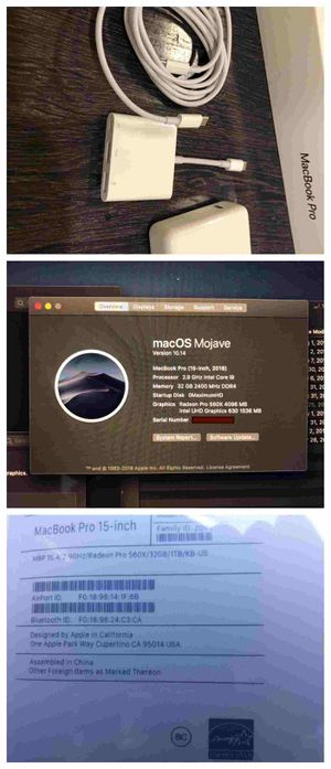 MacBook Pro for Sale in Raleigh, NC