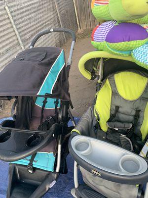 Blue stroller for Sale in Fresno, CA