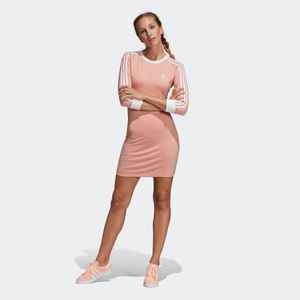 Adidas Pink Three Stripes Dress for Sale in Fort Meade, MD