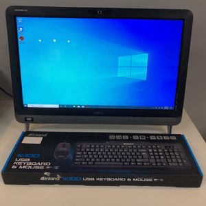 Dell Inspiron Touch Screen Desktop Computer All In One 🖥 Runs Excellent for Sale in Huntington Beach, CA