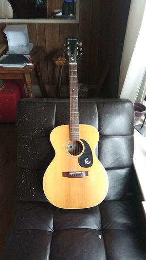 Epiphone guitar for Sale in Detroit, MI