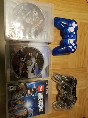 Controller s and games for Sale in Baltimore, OH
