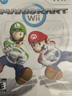 Mario Kart Wii for Sale in Bothell,  WA