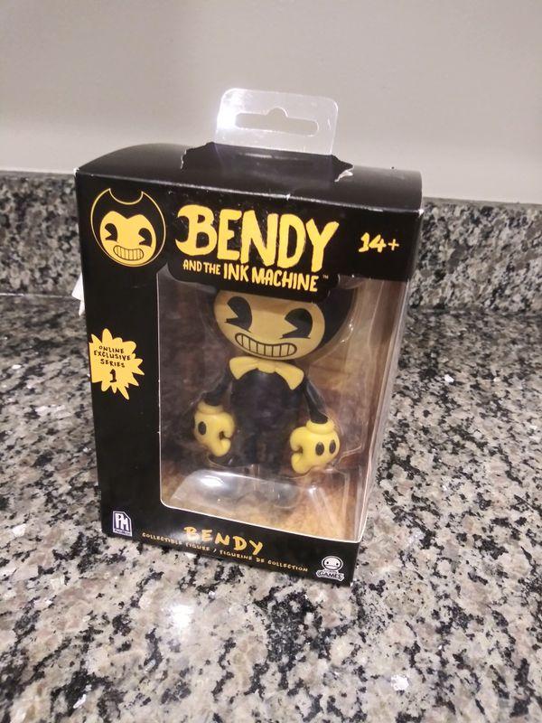 Bendy & Ink Machine Figure