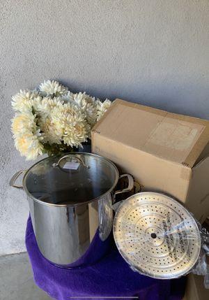 OLLA VAPORERA 25QT. DE PRINCESS HOUSE 🏡💲150.00🕊 for Sale in Corona, CA