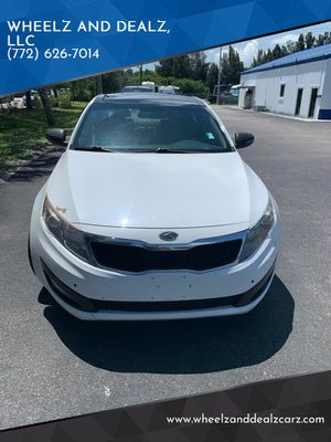 2013 Kia Optima for Sale in Fort Pierce, FL