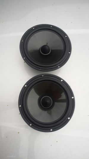 140$ 2 jl audio c3 650 Just speakers . Work perfect 75watts Rms each for Sale in Phoenix, AZ