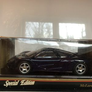 1:18th Scale McLaren Die Cast Car for Sale in Freetown, MA
