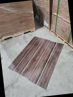 Luxury vinyl flooring!!! Only .67 cents a sq ft!! Liquidation close out! XTR for Sale in Houston, TX
