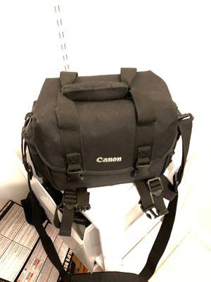 Canon camera bag for Sale in Port Orange, FL
