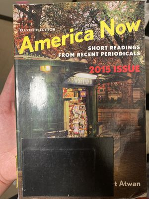 America now eleventh edition for Sale in Modesto, CA