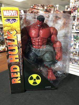"""Marvel Select Red Hulk Diamond Select Marvel 7"""" Inch for Sale in La Habra, CA"""
