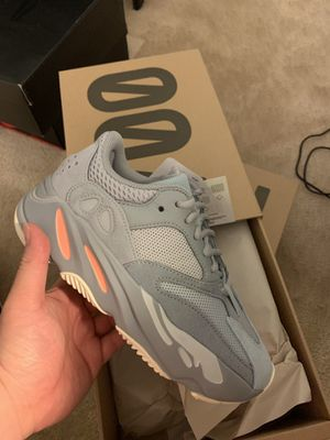 Adidas yeezy 700 inertia size 5,9.5,10 brand new for Sale in Arlington, VA