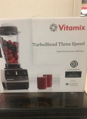 Vitamix high performance blender for Sale in San Jose, CA