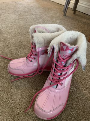Kids Ugg snow/rain boots, size 3 for Sale in Santee, CA