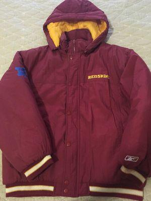 Reebok redskins jacket signed for Sale in Sterling, VA