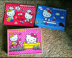 Hello Kitty Puzzle Box for Sale in San Antonio, TX