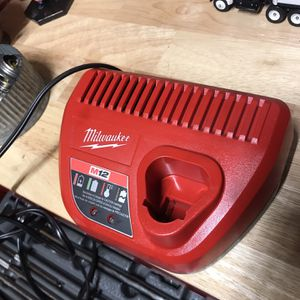Milwaukee M12 Charger for Sale in Warrenville, IL