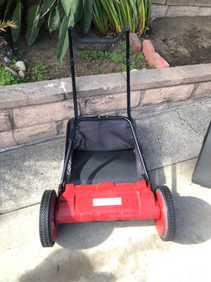 Manual lawn mower for Sale in Covina, CA
