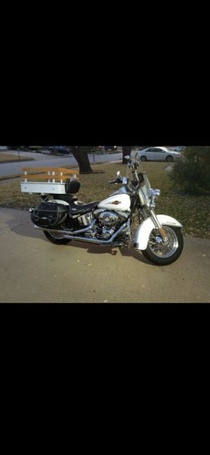 2008 Harley Davidson Heritage Softtail for Sale in Hurst, TX