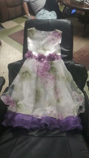 Girls Flower Dress Sizes 7,10, & 12, for Sale in O'Fallon, MO